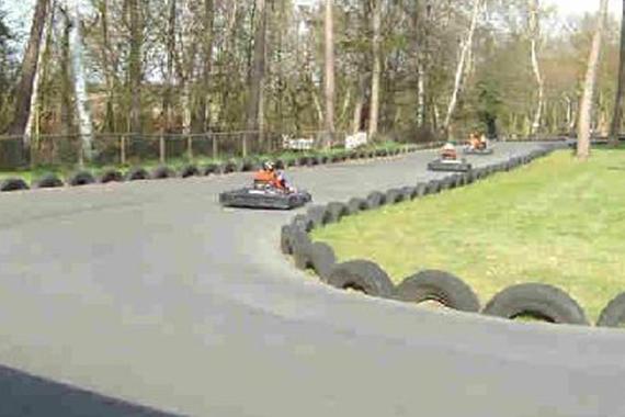 Amen Corner Karting Go Karting Track In Newark