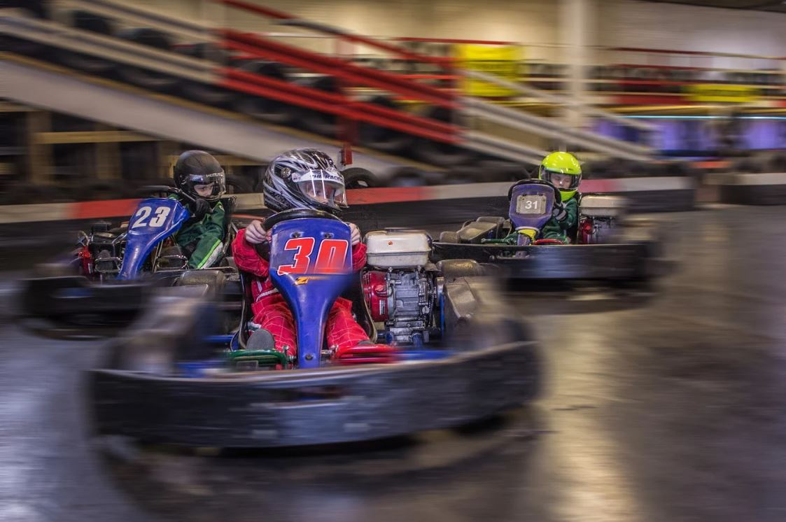 The Race Club Karting main image