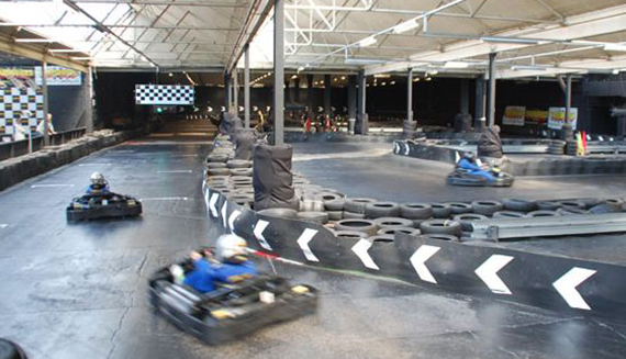 Teamworks Karting Letchworth Go Karting Track In