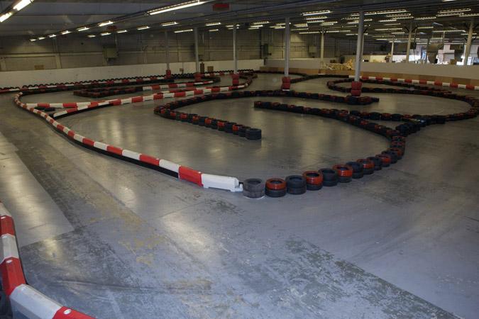 Campsie go karting