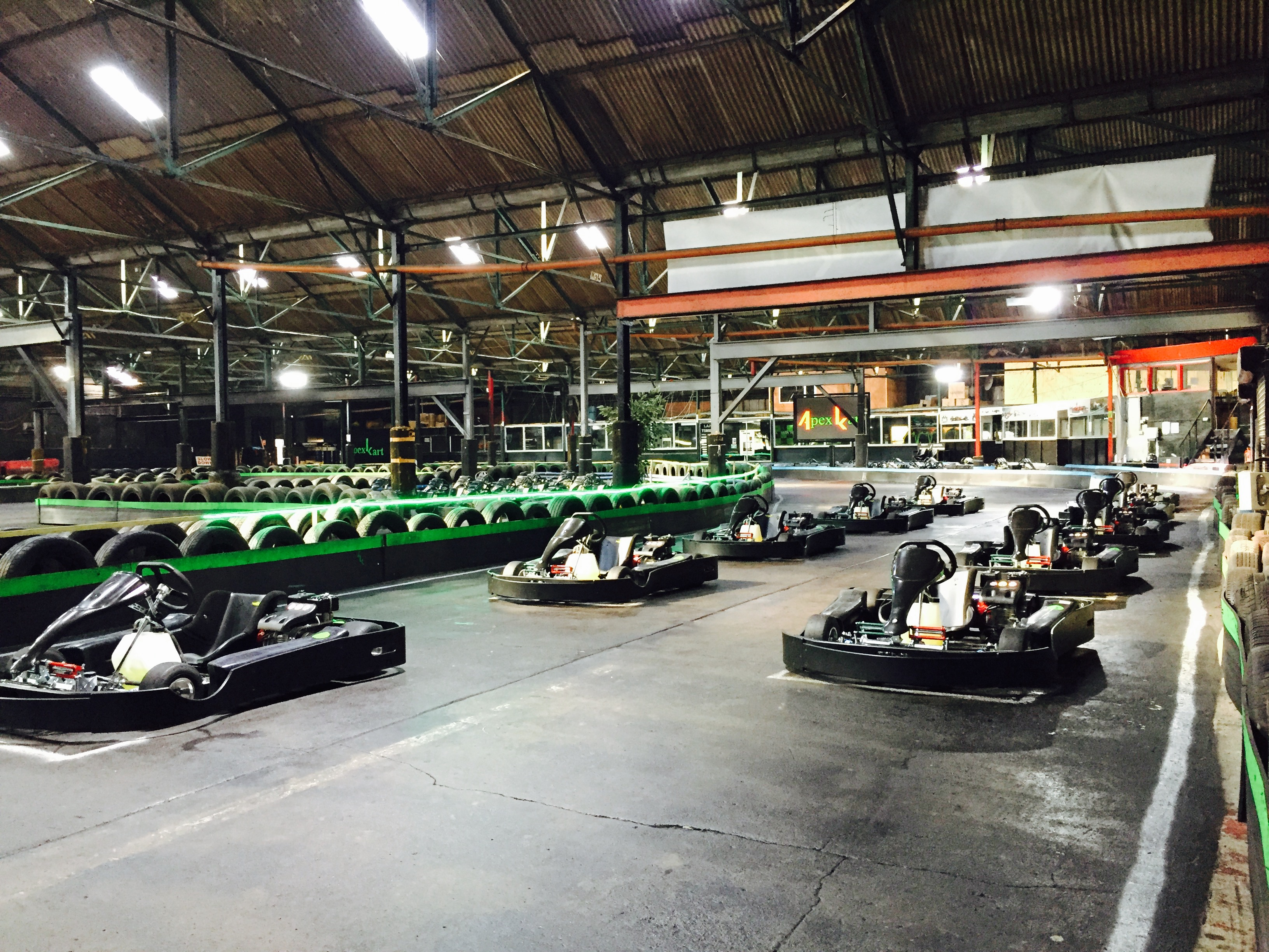 The Circuit Chester Go Karting Apex Kart The Circuit