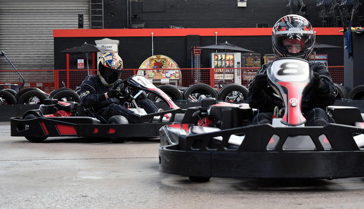 Go Karting West Midlands >> Karting Worcester | Go Karting Track in Worcester ...