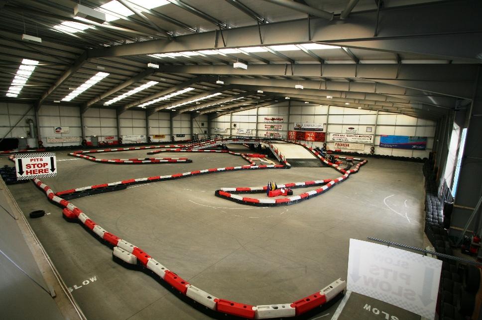 Xtreme Karting Falkirk Go Karting Track In Falkirk