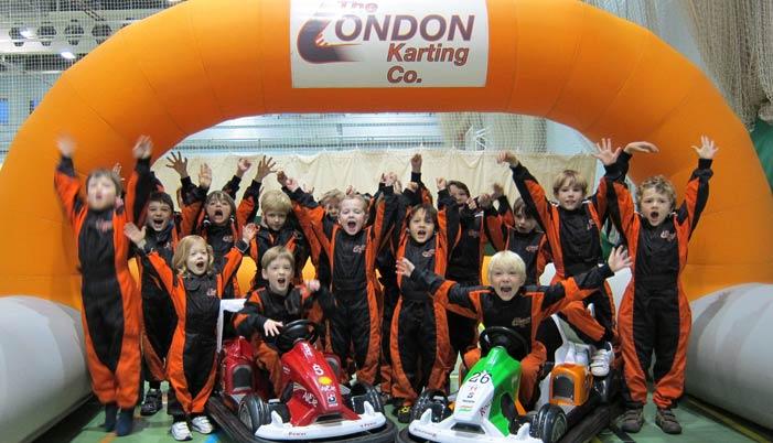 The London Karting Co. - Roehampton main image