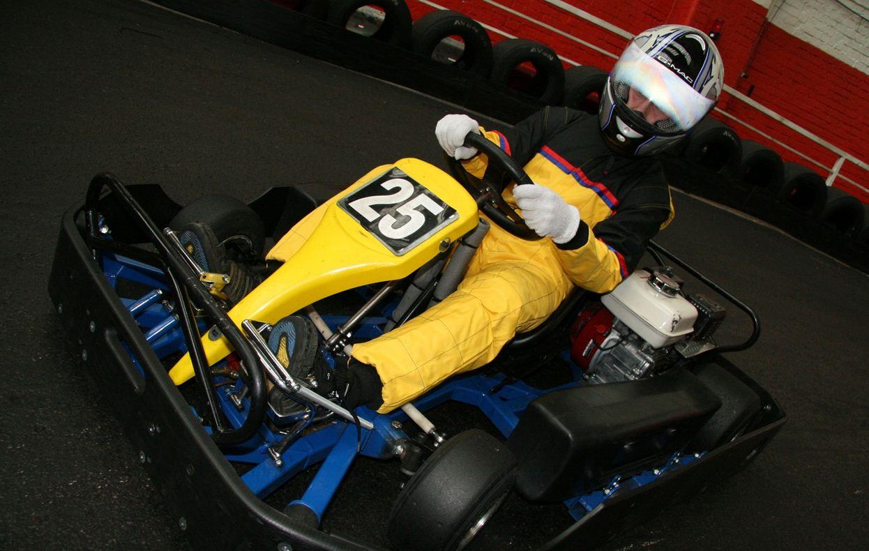 JDR Karting main image