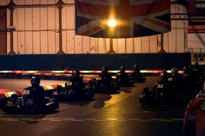 Swindon Karting Go Karting Track In Swindon Wiltshire