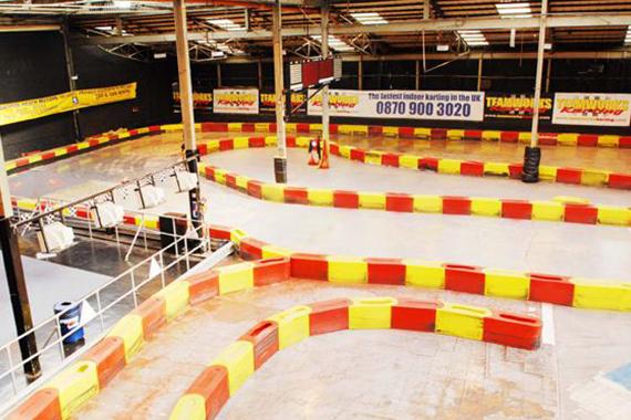 Go Karting West Midlands >> Teamworks Karting Birmingham | Go Karting Track in ...