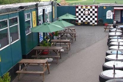 Midland Karting Go Karting Track In Lichfield