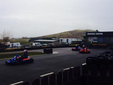Knockhill Racing Circuit Photo