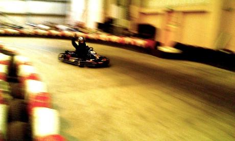 Scotkart Indoor Kart Racing Dundee Photo
