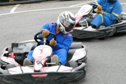 Nottingham Raceway Photo