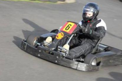 Billing Go Karting Photo