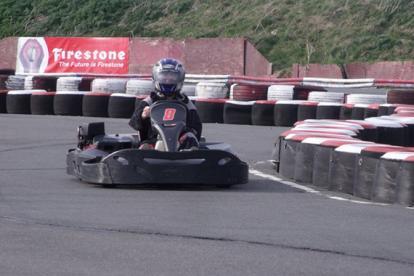 Chequered Flag Karting Photo