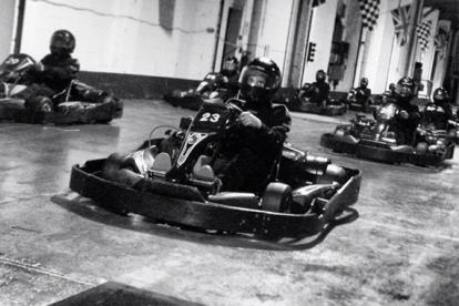 Northampton Indoor Karting Photo