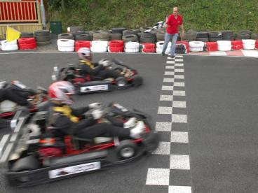 GoProKart Racing Photo