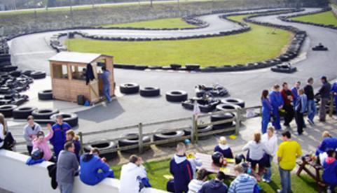 Gosford Karting Photo