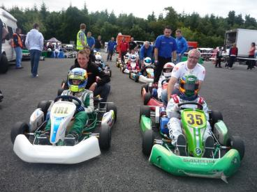 WhiteRiver Karting Photo
