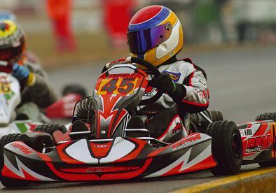 Tockwith Kart School Photo