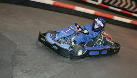 Teamsport Karting Leeds Photo