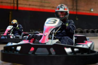 Karting Worcester 02