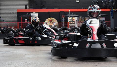 Karting Worcester 04