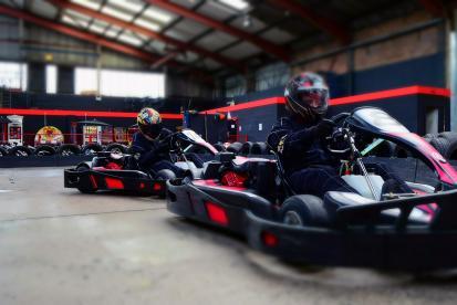 Karting Worcester 06