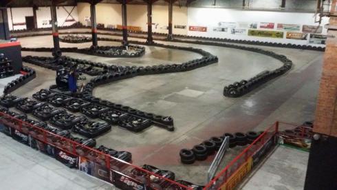 Karting Worcester 08