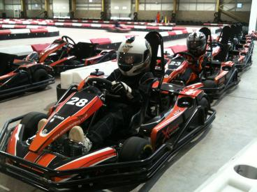 Xtreme Karting Edinburgh Photo