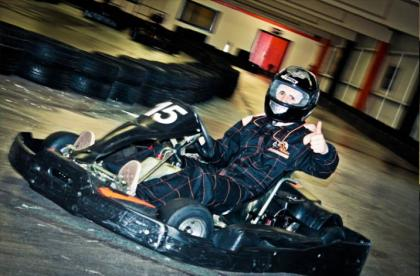 Galway City Karting Photo