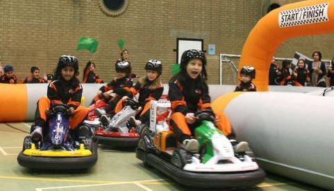 The London Karting Co. - Roehampton 02