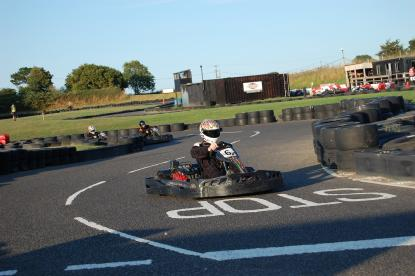 South West Karting - Haynes Track 01