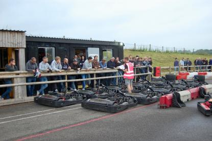 South West Karting - Haynes Track 06