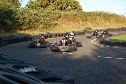 South West Karting - Haynes Track 07