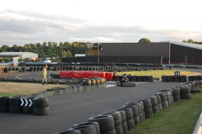 South West Karting - Haynes Track 09