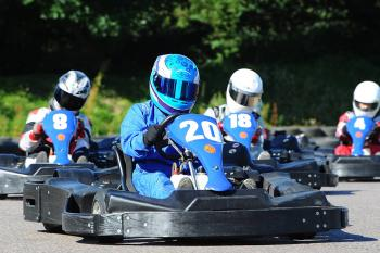 Brentwood Karting Photo