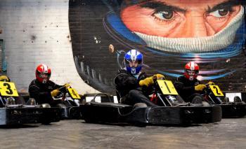 West Coast Indoor Karting Photo