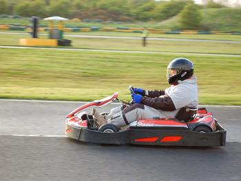 Karting North East Photo