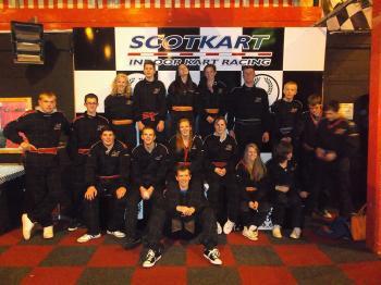 Scotkart Indoor Kart Racing Glasgow West 03