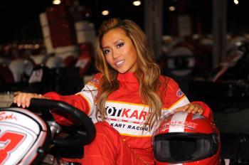 Scotkart Indoor Kart Racing Glasgow East Photo
