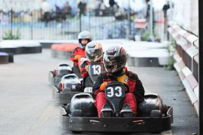 Revolution Karting London Photo