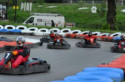 Revolution Karting London 03
