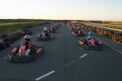 St Eval Kart Circuit Photo