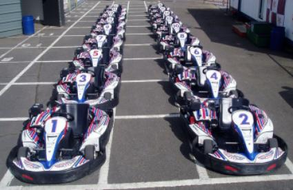 Mansell Raceway Photo