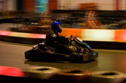 Swindon Karting Photo