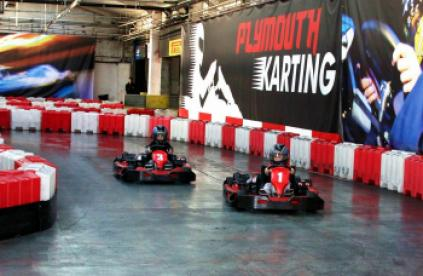 Plymouth Karting Photo