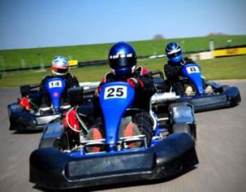 Thruxton Kart Centre Photo