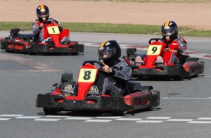 Karting Oxford Photo
