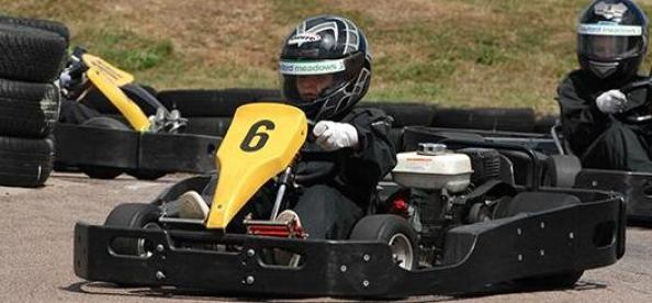 Bayford Meadows Kart Circuit Photo