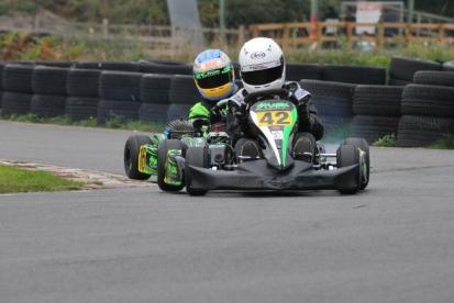 Camberley Kart Club Photo
