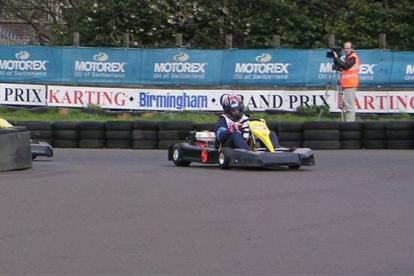Grand Prix Karting Photo